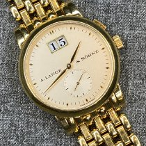A. Lange & Söhne Желтое золото 34mm Механические A. Lange & Sohne 102.002 подержанные