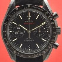 Omega 311.92.44.51.01.003 Keramiek 2014 Speedmaster Professional Moonwatch 44.25mm nieuw