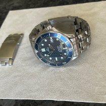 Omega Seamaster Diver 300 M Steel 41mm Blue No numerals United States of America, Texas, Dallas
