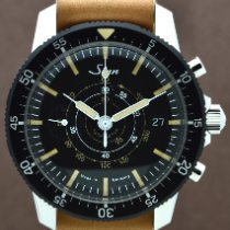 Sinn Steel 42mm Automatic 103 ST OU new United States of America, New York, New York