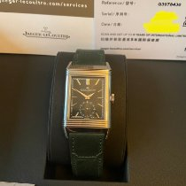 Jaeger-LeCoultre Reverso (submodel) Steel 45.6mm Green United States of America, New York, brooklyn