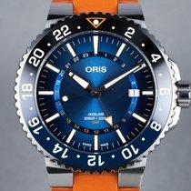 Oris Steel 43.5mm Automatic 01 798 7754 4185-Set RS new