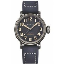 Zenith Pilot Type 20 Extra Special Steel 40mm Blue Arabic numerals
