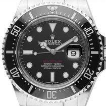 Rolex Sea-Dweller 4000 Staal 43mm Zwart