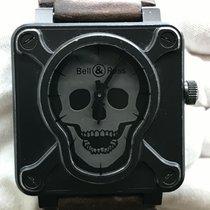 Bell & Ross BR 01-92 Steel 46mm Grey United States of America, New York, New York