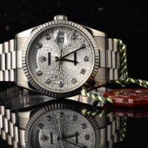 Rolex Day-Date 36 118239 Sehr gut Weißgold 36mm Automatik Deutschland, Hamburg