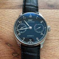 IWC Portugieser Automatik neu 2018 Automatik Uhr mit Original-Box und Original-Papieren IW500109