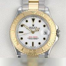 Rolex 168623 Goud/Staal 2003 Yacht-Master 35mm tweedehands