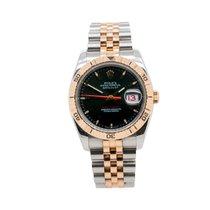Rolex Datejust Turn-O-Graph Gold/Steel 36mm Black No numerals United Kingdom, London