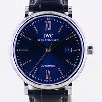 IWC Portofino Automatic iw356523 Nuovo Acciaio 40mm Automatico