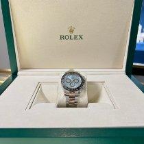 Rolex Daytona Platinum 40mm Blue No numerals United Kingdom, Yarm