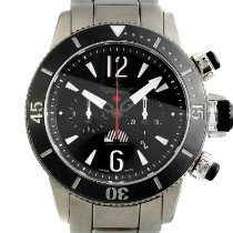 Jaeger-LeCoultre Master Compressor Diving Chronograph GMT Navy SEALs Titanio 46.5mm Negro