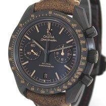 Omega Speedmaster Professional Moonwatch Ceramica Nero Senza numeri Italia, Milano