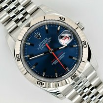 Rolex Datejust Turn-O-Graph Steel 36mm Blue United States of America, Washington, Bellevue