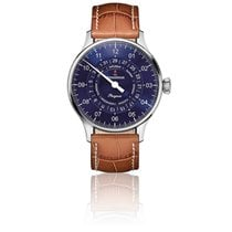 Meistersinger Pangaea Day Date New Steel 40mm Automatic