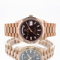 Rolex Day-Date 40 228235 Very good Rose gold 40mm Automatic United Kingdom, Essex