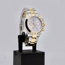 Rolex 116523 Guld/Stål 2007 Daytona 40mm brugt