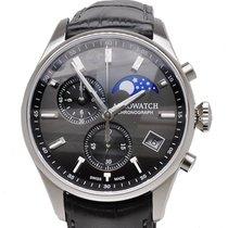 Aerowatch Les Grandes Classiques Steel 42mm Grey