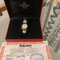 Philip Watch Steel 26mm Quartz Caribe pre-owned