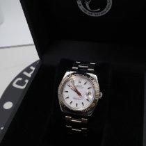 Rolex Datejust Turn-O-Graph Steel 36mm White