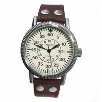Aristo Steel 43.5mm Automatic 3H42 new