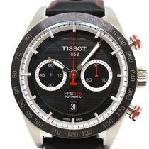 Tissot PRS 516 Steel 45mm Black No numerals