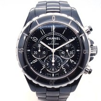 Chanel J12 H0940 Very good Ceramic 41mm Automatic