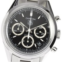 TAG Heuer Steel 39mm Automatic CV2113.BA0787 pre-owned