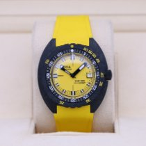 Doxa pre-owned Automatic 42mm Yellow Sapphire crystal 30 ATM