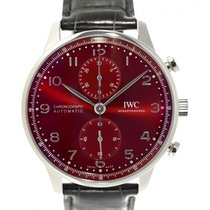 IWC Portuguese (submodel) neu 2021 Automatik Uhr mit Original-Box und Original-Papieren IW371616