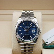 Rolex Datejust 126334 Very good White gold 41mm Automatic