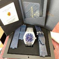 Vacheron Constantin Overseas Steel 41mm Blue No numerals United States of America, New Jersey, Totowa