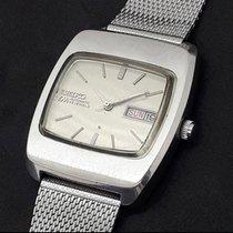 Seiko Aluminum Automatic Silver No numerals 35mm pre-owned