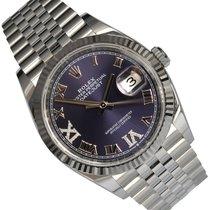 Rolex 126234 Acciaio 2021 Datejust 36mm usato Italia, Rimini