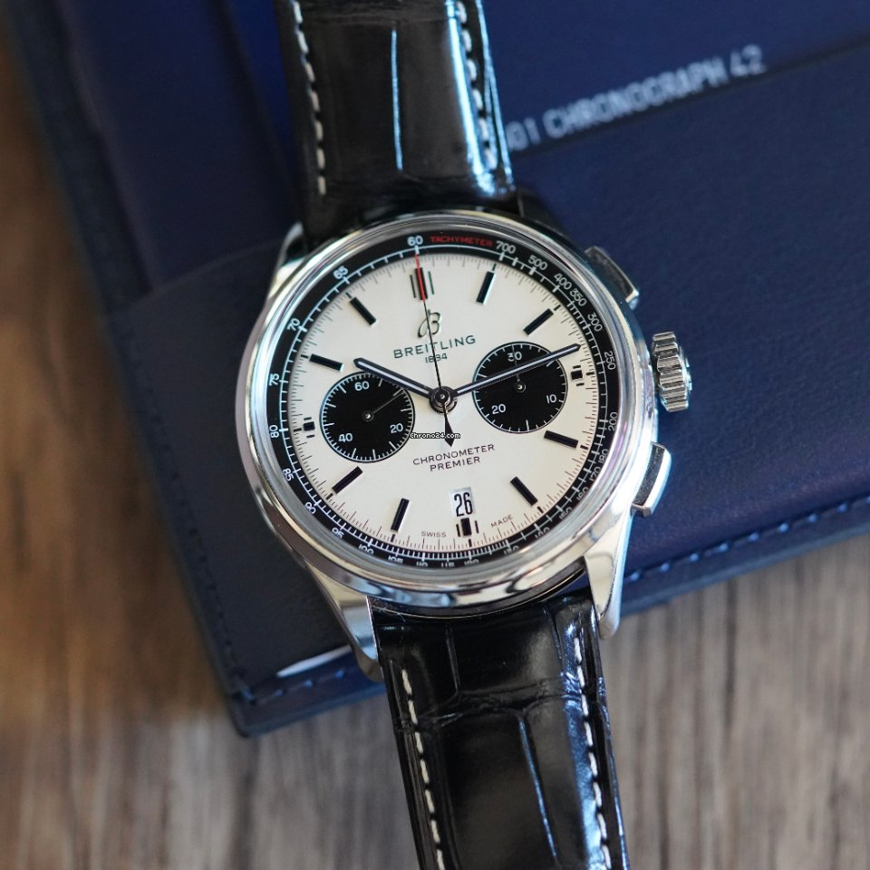 Breitling AB0118221G1X1 2021 pre-owned