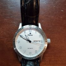 Tutima Steel 38.5mm Automatic 631-51 pre-owned