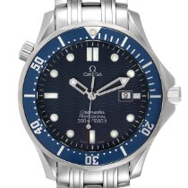 Omega Seamaster Diver 300 M 2541.80.00 Muy bueno Acero 41mm Cuarzo