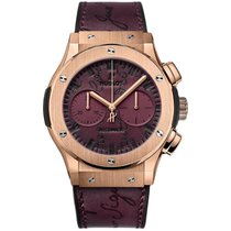 Hublot Classic Fusion Chronograph new Automatic Chronograph Watch with original box and original papers 521.OX.050V.VR.BER18
