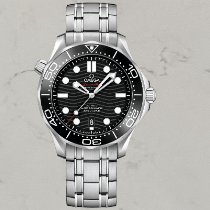 Omega Seamaster Diver 300 M Steel 42mm Black No numerals Australia, SYDNEY