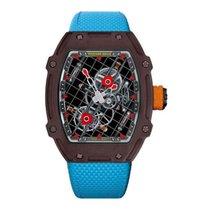 Richard Mille RM 027 Carbono Transparente