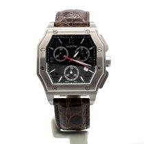 Valentino Steel 42mmmm Quartz V39KO8050242 new