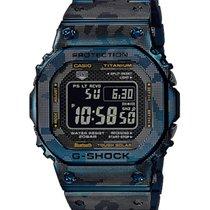 卡西欧 G-Shock GMW-B5000TCF-2ER 全新 鈦 49.3mm 香港, Tusen Wan