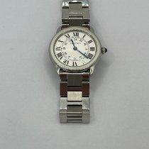 Cartier Ronde Solo de Cartier Steel 29mm White Roman numerals