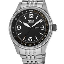 Oris Royal Flying Doctor Service Limited Edition 01 735 7728 4084-SET MB New Steel Automatic United States of America, New York, Brooklyn