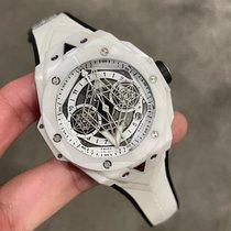 Hublot Ceramic 45mm Automatic 418.HX.2001.RX.MXM21 new