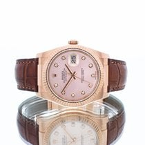 Rolex Datejust Rose gold 36mm Pink United Kingdom, Essex