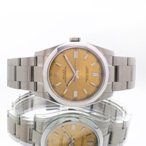 Rolex Oyster Perpetual 36 Steel 36mm Gold