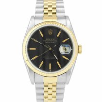 Rolex Gold/Steel Datejust 36mm pre-owned United States of America, New York, Massapequa Park