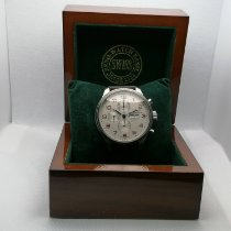 Zeno-Watch Basel Сталь 47mm Автоподзавод 8557 подержанные