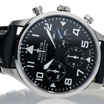 Fortis Steel 41mm Automatic 904.21.41 L.01 new